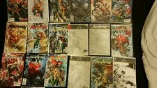Aquaman new 52 0-30 w/23.1, 1&2 aquaman & others also 5 issues are variants