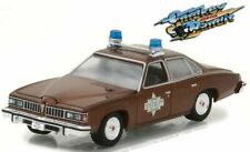 Greenlight Smokey & The Bandit Buford T Justice 1977 Pontiac Le Mans Sheriff Car