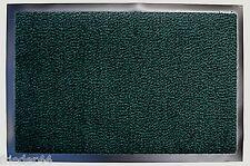 SCHMUTZFANGMATTE Mars 90x150 grün Abstreifer Fußmatte Türmatte melliert neu