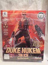 Duke Nukem 3D: Atomic Edition (Apple Macintosh Macsoft) Complete Big Box, HTF