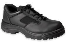 *SALE* Work Zone Black Oxford Work Shoe- Steel Toe -S477