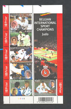 BLOK 121 judo postfris** 2005