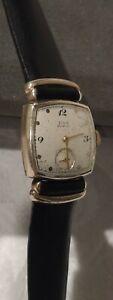 Vintage Men's Elgin Gold Filled Watch 17 Jeweled