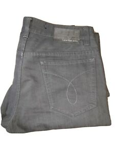 Calvin Klein Jeans Uomo size w31 l34 discrete condizioni cotone Polyester
