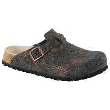 Damen Papillio Boston Clogs & Pantoletten grau 41