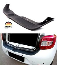 Rear bumper trim for Renault Sandero 2gen 2012-2019 plate sill protector cover