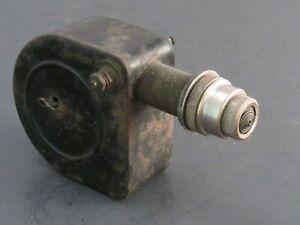 Vintage 1920 's -1930 's Accessory Reel Type Retractable Cigar Lighter