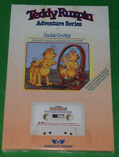 Teddy Ruxpin ~ BOOK & TAPE ~ Double Grubby ~ in Original Packaging