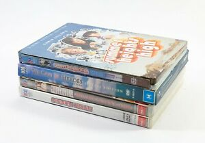 Chris Lilley 4 DVD's Set Summer Heights High We Can Be Hero's Angry Boys Ja'mie