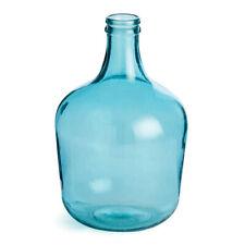 "Parisian Bottle European Recycled Glass 16"" Napa Home Garden Modern Farmhouse"