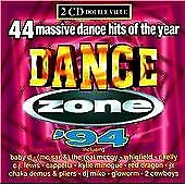 Various - Dance Zone 94 - [2CD], Music