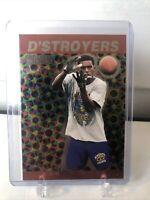 RANDY MOSS - 1998 SKYBOX PREMIUM - D'STROYERS - #4D - VIKINGS