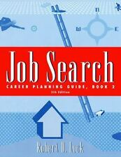 NEW - Job Search: Career Planning Guide, Book 2 by Lock, Robert D.