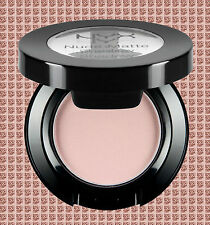 NYX NUDE MATTE SHADOW ~ LEATHER & LACE ~ SOFT PEACHY BEIGE