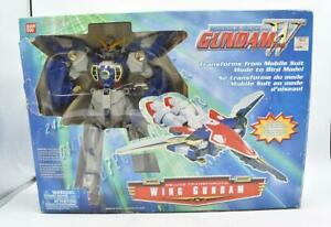 Wing Gundam MIB Deluxe Transforming Mobile Suite 2000 Bandai Action Figure