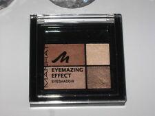 Manhattan Eyemazing Effect Eyeshadow Lidschatten Brownie Break 95R Braun NEU!