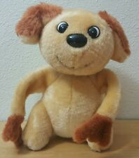 "Vintage MTY International 8"" Stuffed Plush Animal Made In Taiwan"