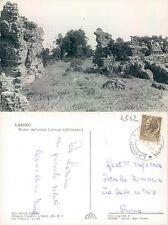 LARINO - RUDERI DELL'ANTICA LARINUM (ANFITEATRO)   (rif.fg.4542)