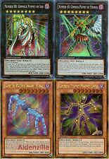 Yugioh Gimmick Puppet Deck - Strings Leo Magnet Doll Shadow Feeler Lancelot