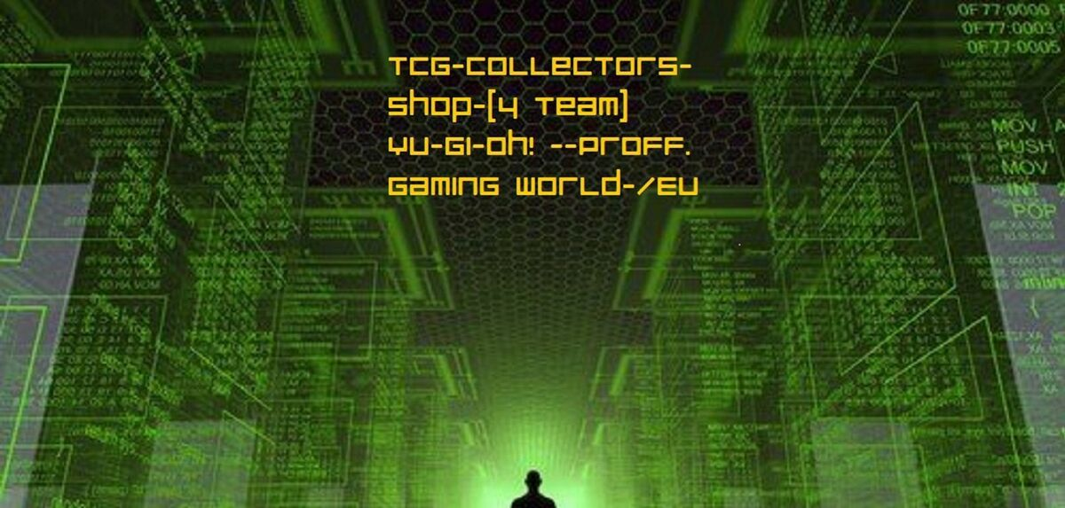 TCG Collections - Yu-Gi-Oh! Markt