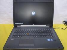 HP EliteBook 8760w Intel Core i7 2.70 GHz 4GB Ram WiFi Notebook Laptop Computer