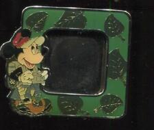 DCA Minnie Hiker Photo Frame Disney Pin 36204