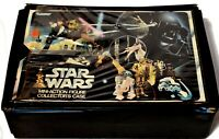 Kenner Star Wars Empire Strikes Back Action Figure Collector's Case +Insert d846