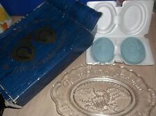 Avon Bicentennial 1776-1976 Collector Plate With 2 Soaps