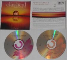 Bach, Grieg, Pachelbel, Satie, Mozart, Debussy, Faure, Gorecki - U.S. 2 cd