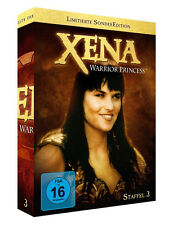 6 DVDs * XENA - STAFFEL 3 (LIMITED EDITION) # NEU OVP %