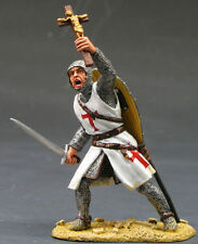KING & COUNTRY MEDIEVAL KNIGHTS MK003 FOOT KNIGHT SWORD & CRUCIFIX MIB