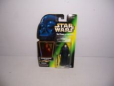 1996 Star Wars The Power of the Force Emperor Palpatine  Collection 1 Figure