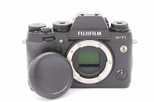 Fujifilm X Series X-T1 16.3MP Digital SLR Camera - Black (Body Only)
