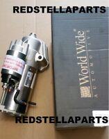 JAGUAR X-TYPE  Starter Motor 2.0 2.2  Diesel 02-09 WS34808 NEW UNIT OEM QUALITY