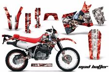 Honda Graphic Kit AMR Racing Bike Decal XR650L Decal MX Parts 1993-2015 HATTER W
