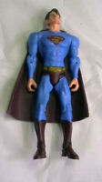 "2006 mattel superman returns 5.5"" dc comics action figure Red"