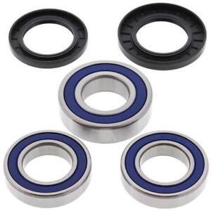 Rear Wheel Bearings Kit Fits Suzuki TL1000R 1998 1999 2000 2001 2002 2003 S8H