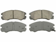 For 2001 Isuzu Rodeo Sport Brake Pad Set Front Wagner 22463MM