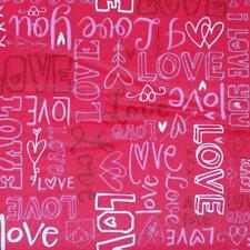 VALENTINE'S DAY VINYL TABLECLOTH~Flannel Backing~60x84 Oblong/Oval~NEW