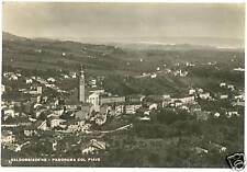 VALDOBBIADENE - PANORAMA COL PIAVE (TREVISO) 1949