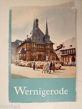 Wernigerode, M. Oelsner / Fred Newie, Sachsenverlag Dresden, 1961, 64 Abb.