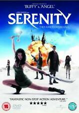 SERENITY BRAND NEW DVD JOSS WHEDON FILM  CERT 15   CREATOR OF BUFFY AND ANGEL