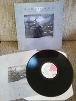 "HURRICANE SLAVE TO THE THRILL LP 12"" VINYL VINILO UK EDITION 1990 VG/VG EMI - 2T"
