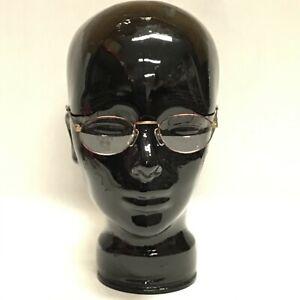 Jean Lafont Cantate M051 45-18-135 Metal Frame Designer Eyeglass Vintage French