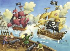 Ravensburger 100 XXL piece jigsaw puzzle Pirate Battle - new & sealed