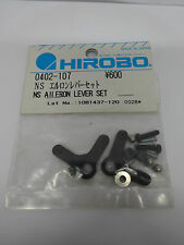 Hirobo 0402-107 Rollanlekhebel Set NS Aileron Lever Set