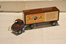 WINROSS HERSHEY'S CHOCOLATE HISTORICAL TRUCK TRACTOR TRAILER Diecast 1/64th 10