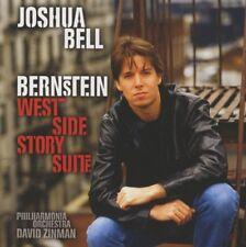 Bernstein: West Side Story Suite Joshua Bell David Zinman Philharmonia Orch Neu