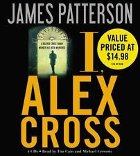 I, Alex Cross by James Patterson (2010, CD, Abridged)