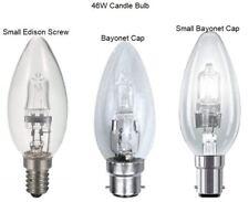 EVEREADY Eco Halogen Candle Light Bulb E14 46 W